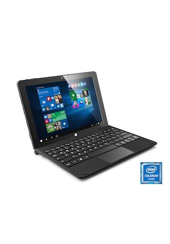 CSL Tablet  -  lautlos, Full HD, AC WLAN, 4GB RAM, max. 512 GB SSD »Panther Tab HD, Windows 10« kaufen