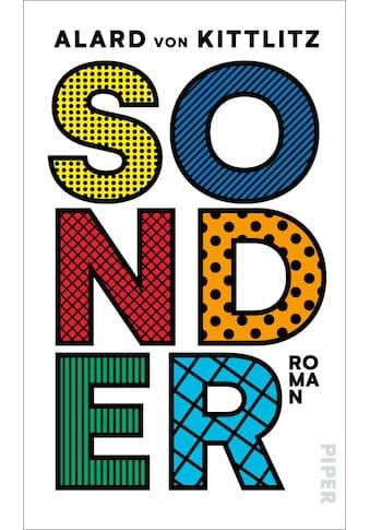 Buch »Sonder / Alard von Kittlitz« kaufen