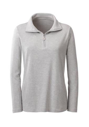 Classic Basics Shirt mit Umlegekragen kaufen