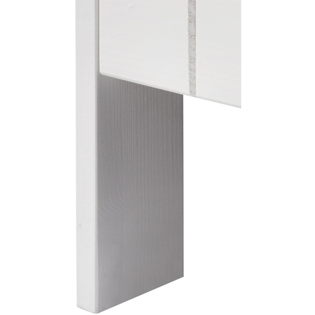 welltime Wäschekorb »Venezia«, Breite 70 cm, aus Massivholz