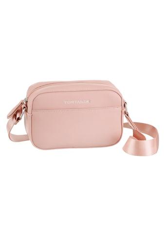 TOM TAILOR Mini Bag »Camera bag«, Umhängetasche im kleinen Format kaufen