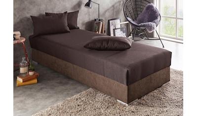 hapo Polsterliege, mit Bettkasten kaufen