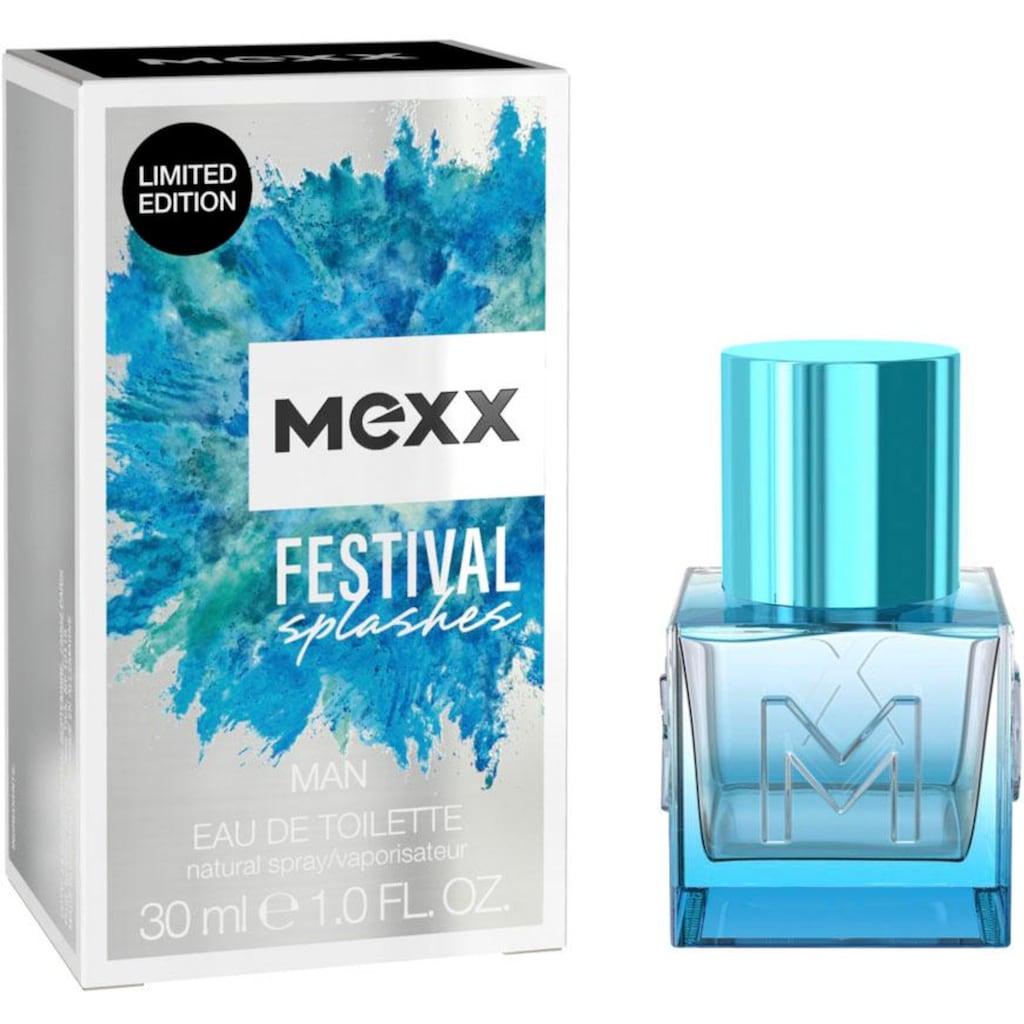 Mexx Eau de Toilette »Festival Splashes LE Male«