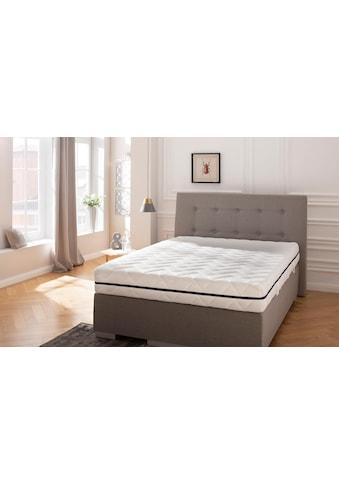 Breckle Komfortschaummatratze »Libretto«, (1 St.), 7-Liegenzonen, Massageeffekt dank... kaufen