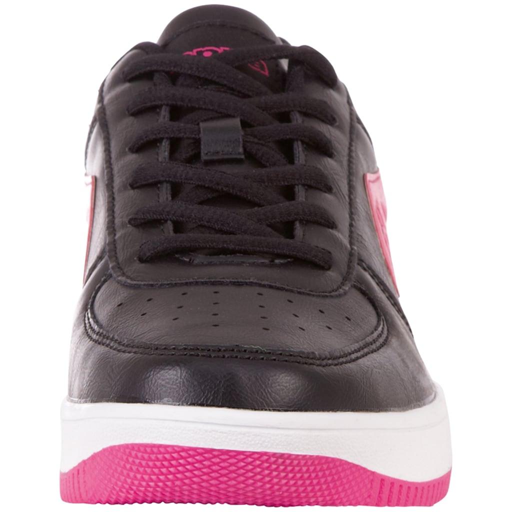 Kappa Sneaker »BASH PC«, mit zweifarbiger Sohle<br />