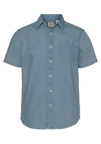 Levi's® Kurzarmhemd »LE SS CLASSIC 1 PKT« kaufen