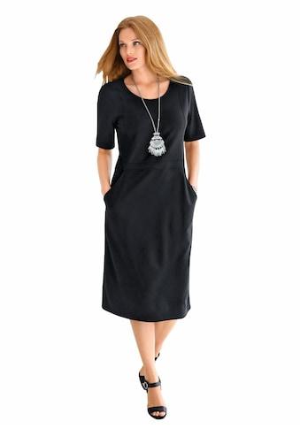 Anna Aura Jerseykleid »mit Taschen«, und Teilungsnähten kaufen