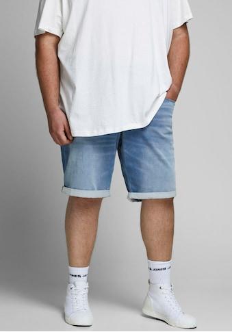 Jack & Jones Jeansshorts »Rick ICON«, Bis Jeans Weite 48 kaufen