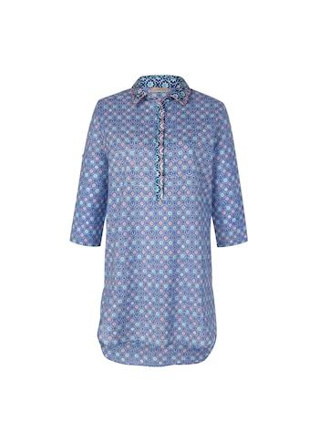 Codello Longhemd mit Logo - Print aus Baumwolle kaufen
