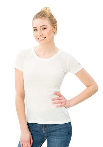 SUPER.NATURAL T - Shirt »W Scarlett Rib Ss 165« kaufen