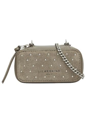 Liebeskind Berlin Mini Bag »June Studs Necklaces Accessory«, mit modischer... kaufen