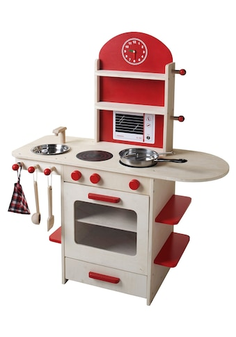 roba® Spielküche »Weiß/Rot« kaufen
