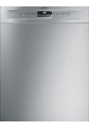Smeg teilintegrierbarer Geschirrspüler »LSP4338XDE«, LSP4338XDE, 9 l, 13 Maßgedecke kaufen