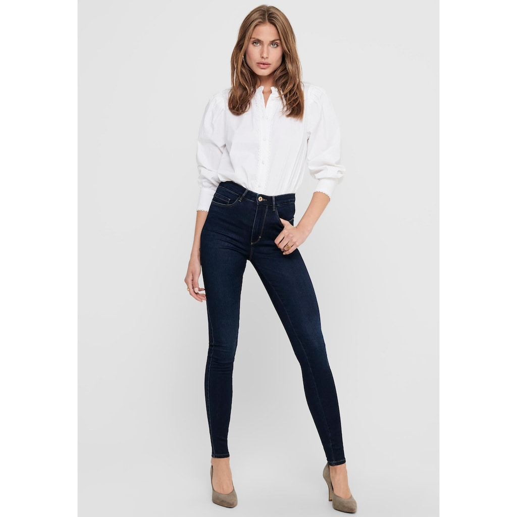 Only Skinny-fit-Jeans »ONLROYAL«, in High Waist-Form