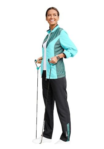 adidas Performance Trainingsanzug »TRACKSUIT BIG BOS COL« (Set, 2 tlg.)