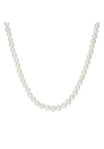 Valero Pearls Perlenkette »X1273«, (1 tlg.), aus Süßwasser-Zuchtperlen kaufen