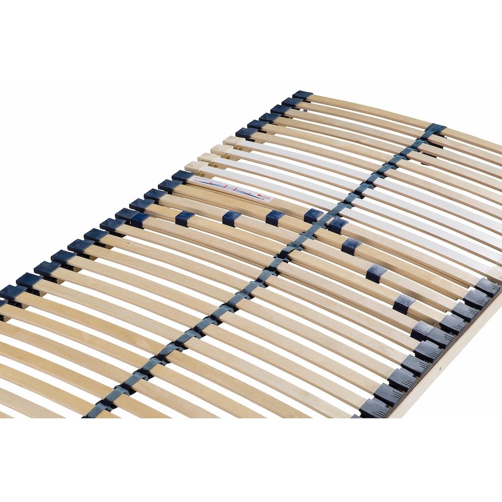 Breckle Lattenrost »Manao Fix 30 Leisten«, 30 Leisten, Kopfteil nicht verstellbar