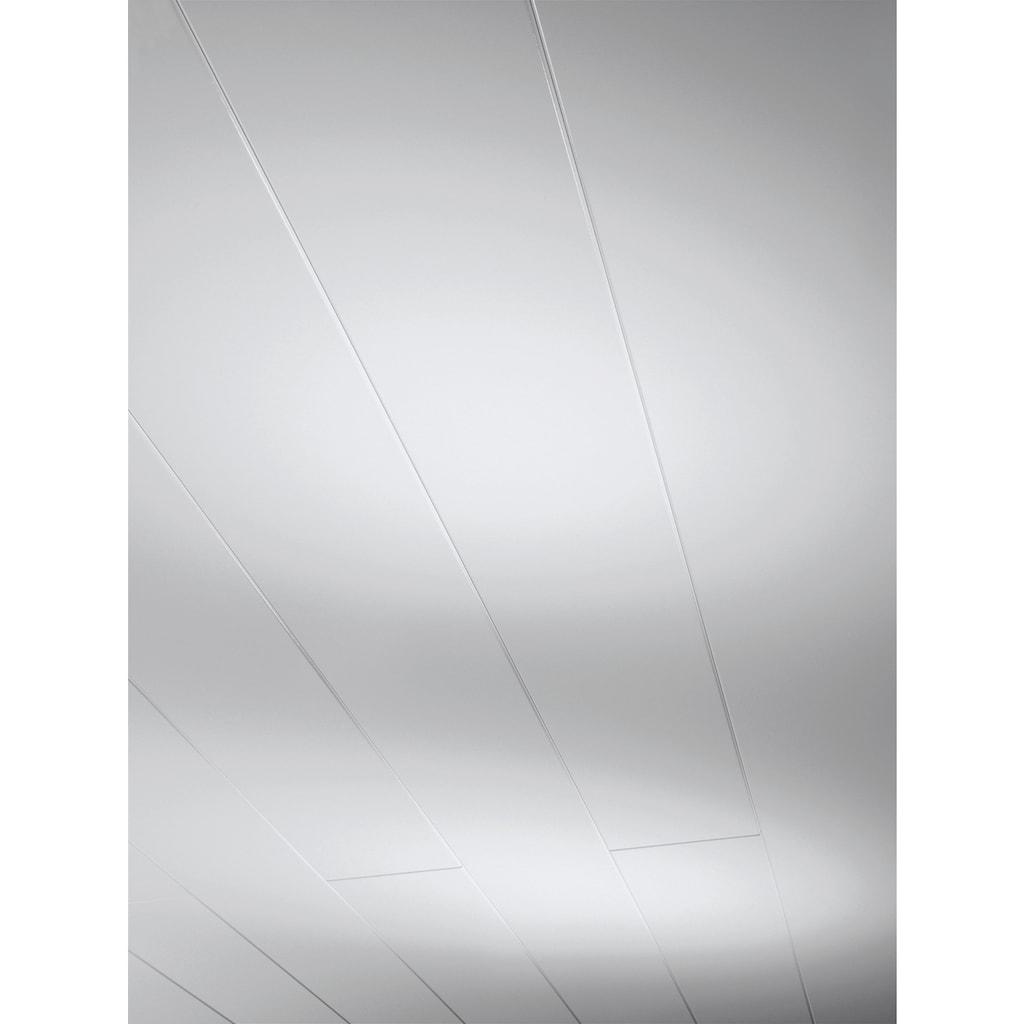 PARADOR Verkleidungspaneel »Novara«, weiß seidenmatt