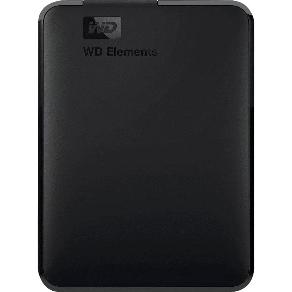 WD externe HDD-Festplatte »Elements Portable«