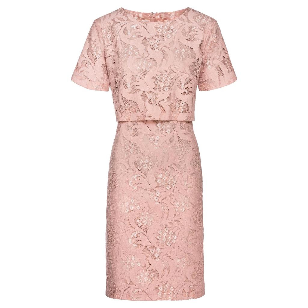 Lady Spitzenkleid »Kleid«