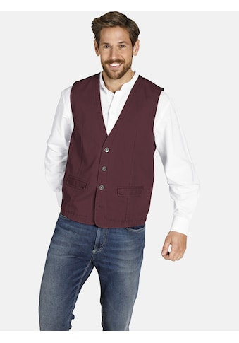 Jan Vanderstorm Anzugweste »TORELL«, Freizeitweste in Jeans-Optik kaufen