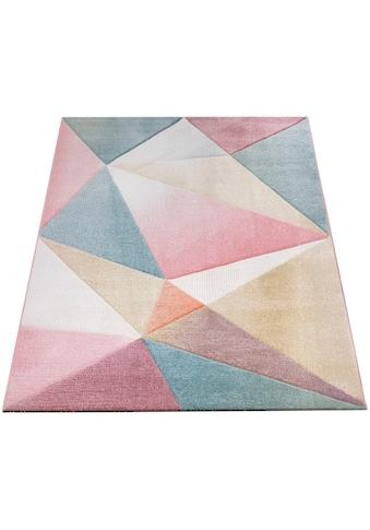 Teppich, »Kosy 310«, Paco Home, rechteckig, Höhe 16 mm, maschinell gewebt kaufen