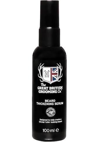 """The Great British Grooming Co. Bartserum """"Beard Thickening Serum"""" kaufen"""