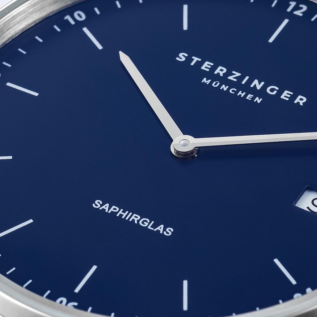 Sterzinger Quarzuhr »SM006«, (1 tlg.), mit Saphirglas