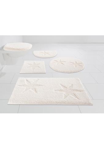 andas Badematte »Marie«, Höhe 13 mm, schnell trocknend, Baumwollmatte kaufen