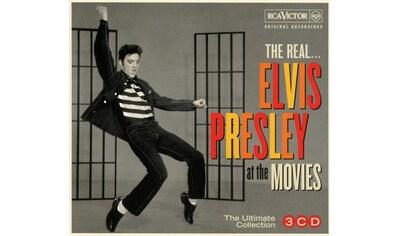 Musik-CD »The Real...Elvis Presley At the Movies / Presley,Elvis« kaufen