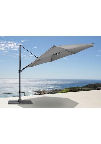 garten gut Ampelschirm »Marbella«, abknickbar, mit Schirmstände kaufen
