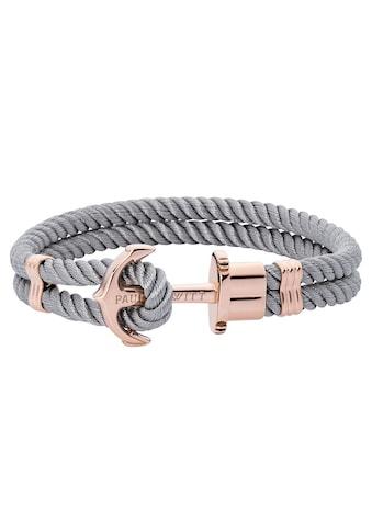PAUL HEWITT Armband »Anker, PHREP IP, PH - PH - N - R - Gr - S, PH - PH - N - R - Gr - L« kaufen