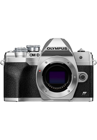 Olympus »E - M10 Mark IV« Systemkamera - Body (20,3 MP, Bluetooth WLAN (WiFi)) kaufen