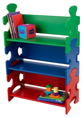 KidKraft® Bücherregal »Puzzle - Primary« kaufen