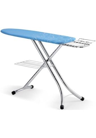 LAURASTAR Bügelbrett »Prestigeboard«, Bügelfläsche 122 cmx40 cm, Wäscheablage am Gestell kaufen