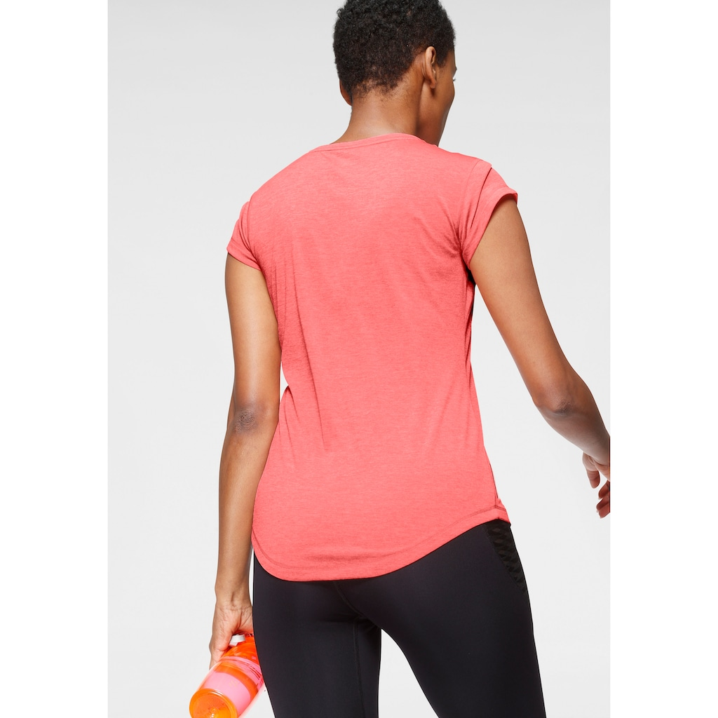 PUMA Trainingsshirt »Train Favorite Heather Cat Tee«