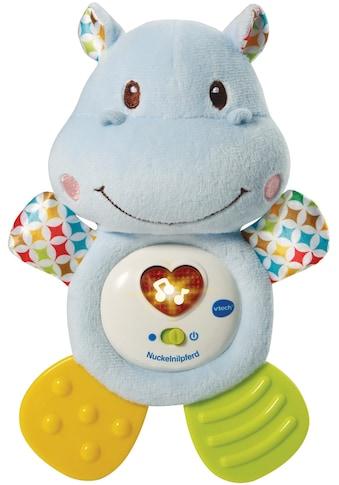 Vtech® Plüschfigur »Vtech Baby Nuckelnilpferd«, mit Sound kaufen