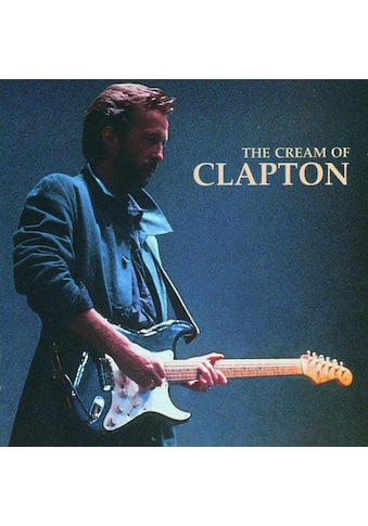 Musik-CD »CREAM OF CLAPTON, THE / CLAPTON,ERIC« kaufen