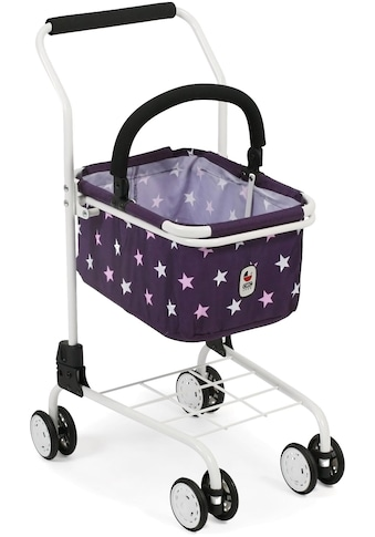 """CHIC2000 Spiel - Einkaufswagen """"Kinder Einkaufswagen, Stars lila"""" kaufen"""