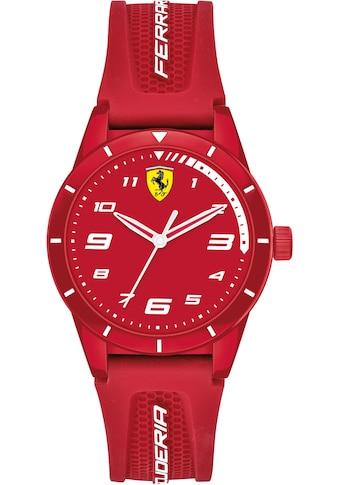 Scuderia Ferrari Quarzuhr »Redrev, 860010« kaufen