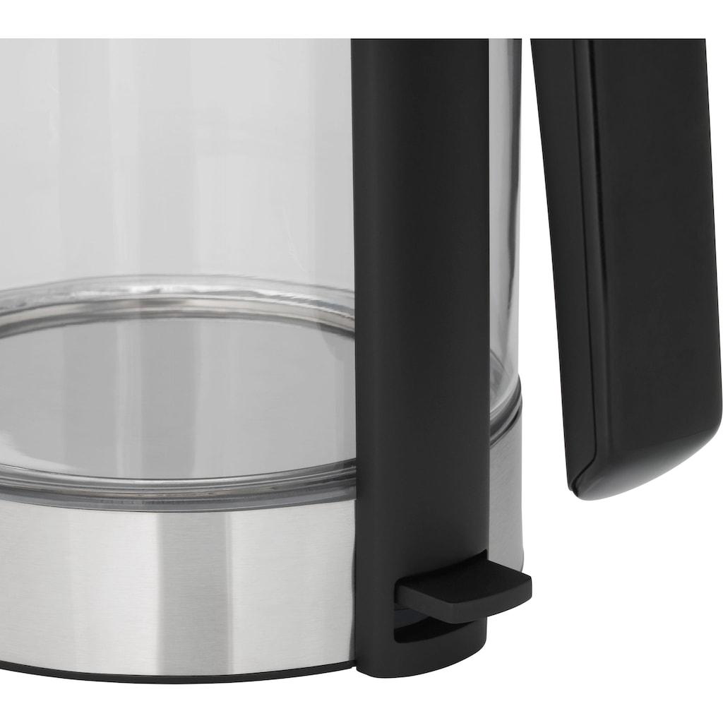 WMF Wasserkocher »KÜCHENminis® Glas«, 1 l, 1900 W