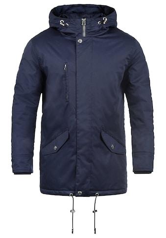 Indicode Winterjacke »Vancouver«, warme Jacke mit hochabschließendem Stehkragen kaufen
