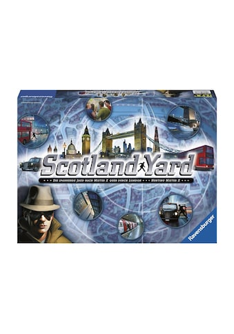 Ravensburger Spiel »Scotland Yard«, Made in Europe, FSC® - schützt Wald - weltweit kaufen