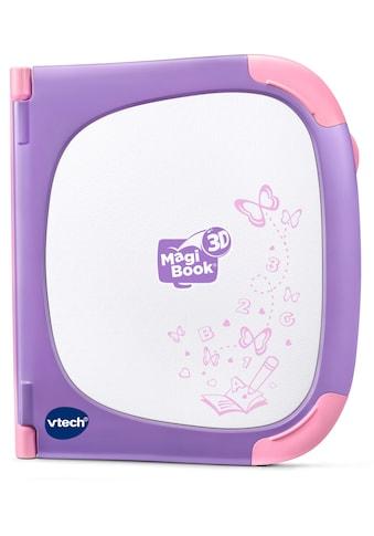 Vtech® Kindercomputer »MagiBook 3D, pink« kaufen