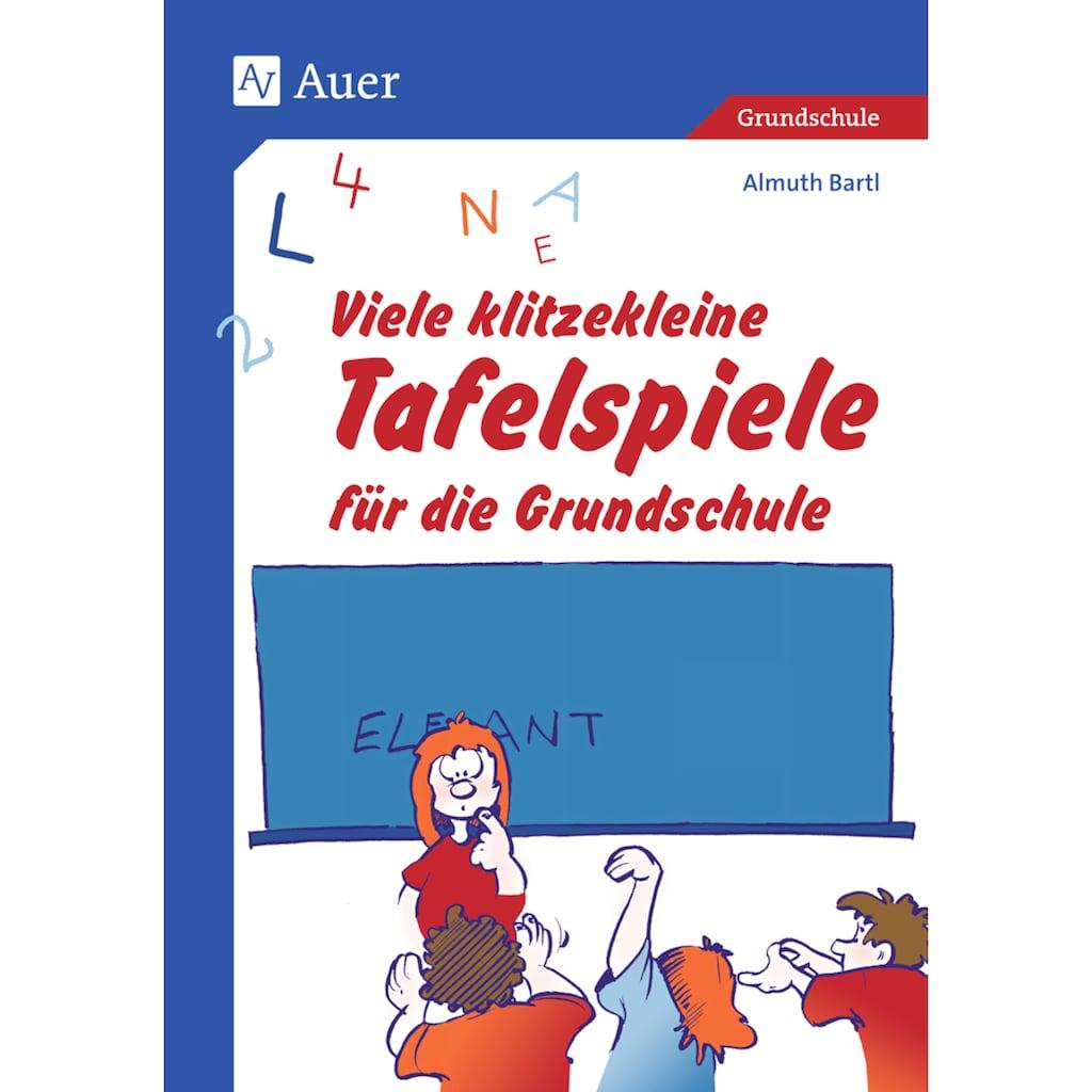 Buch »Viele klitzekleine Tafelspiele für die Grundschule / Almuth Bartl«