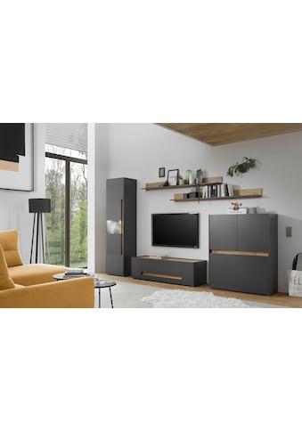 INOSIGN Wohnwand »CiTY Kombi 20«, (Set, 5 St.), Breite ca. 350 cm kaufen