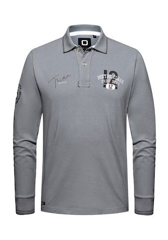 CODE-ZERO Poloshirt »12M Solent LS Polo«, Knöpfe kaufen