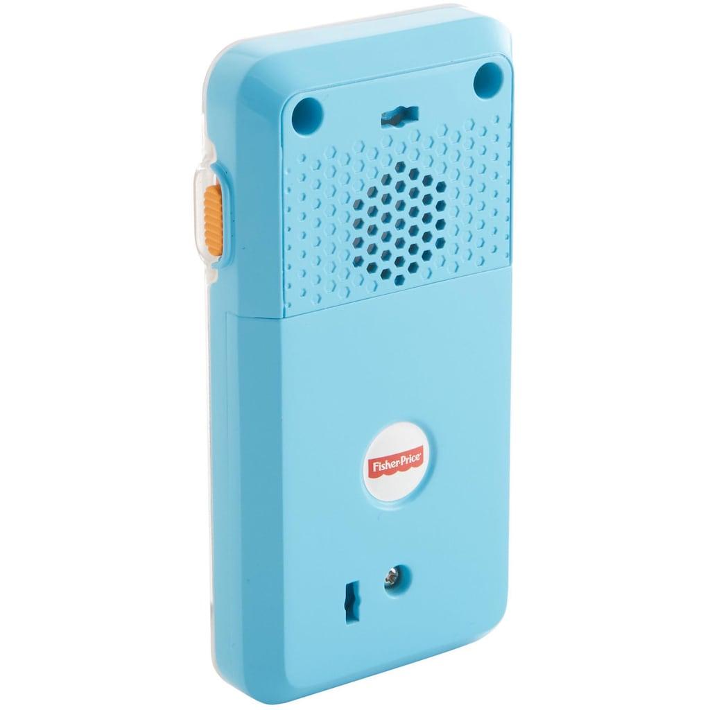 Fisher-Price® Spieltelefon »Lernspaß Hündchens Smart Phone«, mit Licht- und Soundeffekten