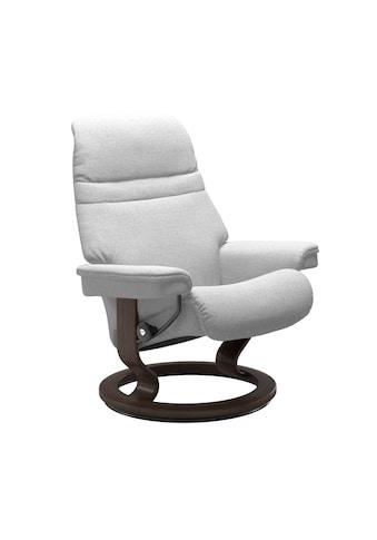 Stressless® Relaxsessel »Sunrise«, mit Classic Base, Größe L, Gestell Wenge kaufen