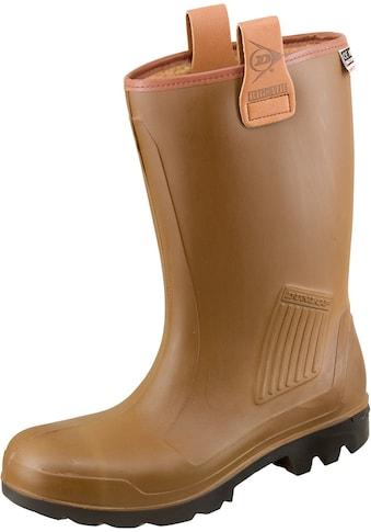 Dunlop Gummistiefel »Rig Air«, Sicherheitsklasse S5 kaufen